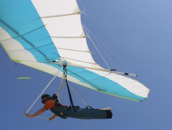 Advanced Hang Gliding Lesson