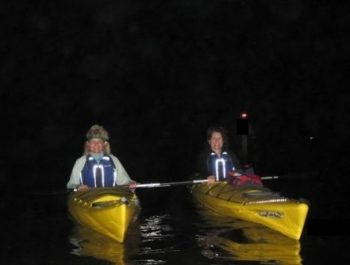 Maritime Forest Bioluminescence Night Kayak Tour