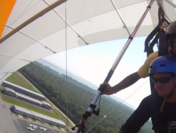 Tandem Hang Gliding Training