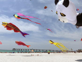 Fly Into Fall Kite Festival - Fort Walton Beach, FL