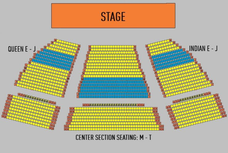 Lost Colony Seating Chart 2018 KHK 741x500 - The Lost Colony Tickets