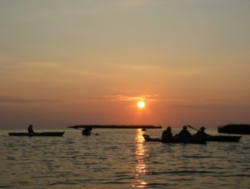 Sunset Kayak Tour Kitty Hawk