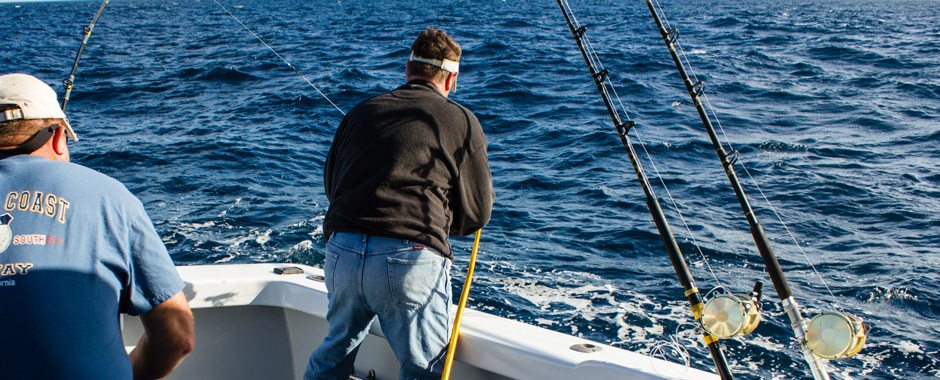 Charter fishing tours outer banks kitty hawk kites for Outer banks fly fishing