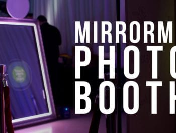 Mirror Me Photo Booth