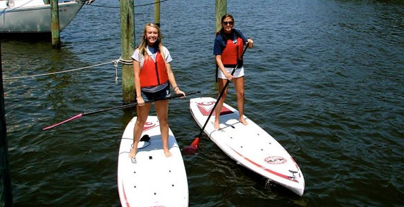 Stand Up Paddleboarding Tours