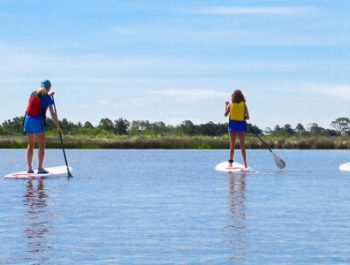 Beaufort Stand Up Paddleboarding Tours & Lessons
