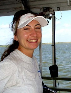 jessica weiss taylor marine biologist outer banks - Meet the Crew