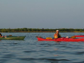 kayaking-pea-island-national-wildlife-refuge