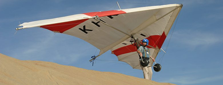Unlimited Hang Gliding Package
