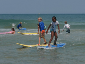 Outer Banks Kids Surf Camps