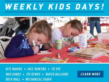 2016 Kitty Hawk Kites Kids Days