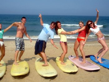 Virginia Beach Surf Lessons