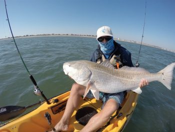 Hobie Kayak Charter Fishing Tour