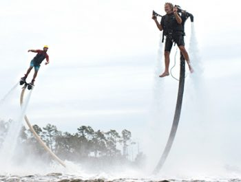 OBX JetPak and Flyboard