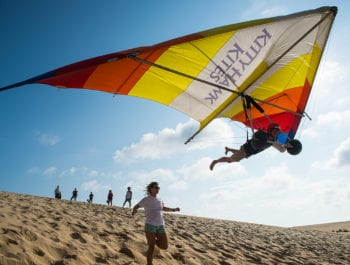 BEGINNER HANG GLIDING - SAVE $20