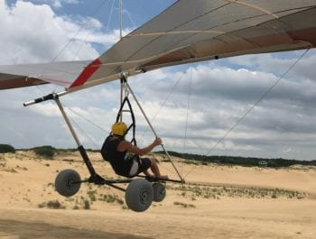 Easy Flyer Hang Gliding Lessons *NEW*