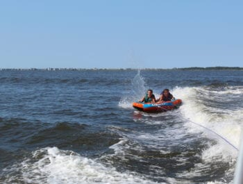 Outer Banks Tubing Trip
