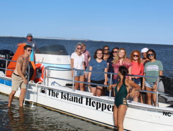 The Island Hopper Inshore Boating Excursion